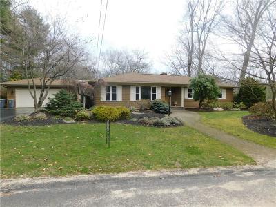 Smithfield Single Family Home For Sale: 24 Maplecrest Dr
