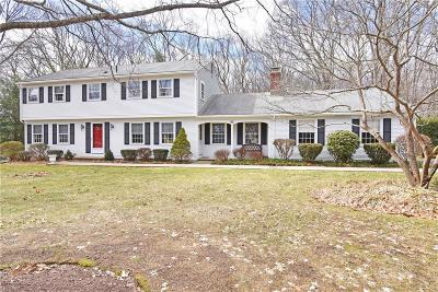 East Greenwich Single Family Home Act Und Contract: 85 Stone Ridge Dr
