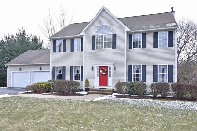 East Greenwich Single Family Home Act Und Contract: 10 Jefferson Dr
