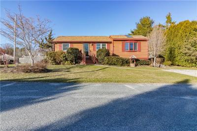 South Kingstown Single Family Home For Sale: 69 Elm Rd