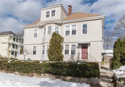 Pawtucket Multi Family Home For Sale: 172 - 174 Glenwood Av