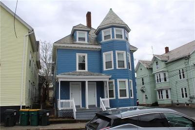 Woonsocket Multi Family Home For Sale: 123 Willow St