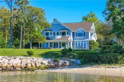 Westerly Single Family Home For Sale: 9 Waters Edge Rd