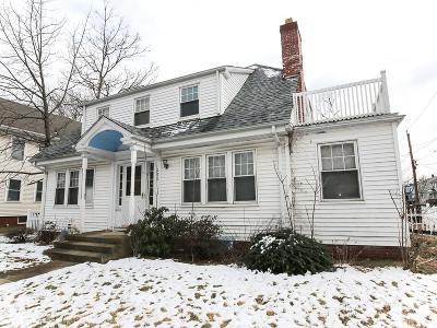 Cranston Multi Family Home For Sale: 120 Park Av