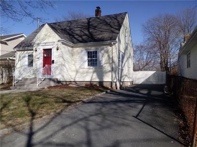 Newport Single Family Home Act Und Contract: 13 Florence Av