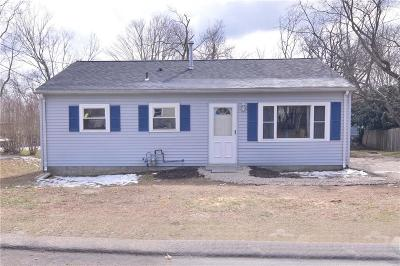 South Kingstown Single Family Home For Sale: 17 Stedman Ct