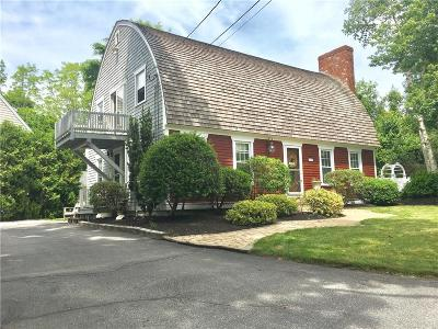 Bristol County Single Family Home For Sale: 35 Fales Rd