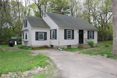 South Kingstown Single Family Home Act Und Contract: 2154 Kingstown Rd