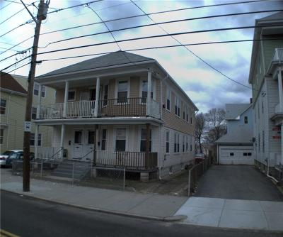Providence RI Multi Family Home For Sale: $259,900