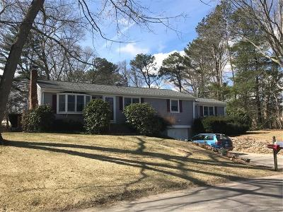 North Kingstown Single Family Home Act Und Contract: 15 Scenic Dr