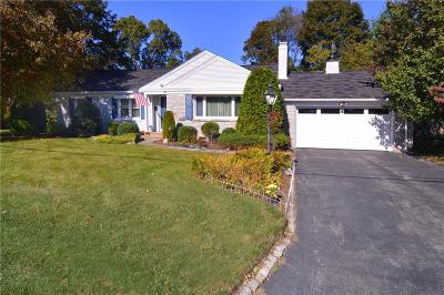Warwick Single Family Home For Sale: 95 Pocahontas Dr