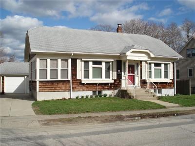 East Providence Single Family Home For Sale: 24 Harvey Av