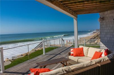 Westerly Single Family Home For Sale: 57 Atlantic Av