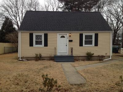 Warwick Single Family Home Act Und Contract: 28 Buttonwoods Av