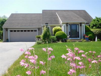 Westerly Single Family Home For Sale: 3 Jana Rd