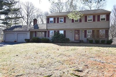 East Greenwich Single Family Home For Sale: 375 Grand View Rd
