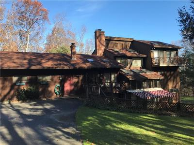 Johnston Single Family Home For Sale: 45 Bishop Hill Rd