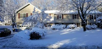 Cranston Single Family Home For Sale: 38 Kimberly North Lane