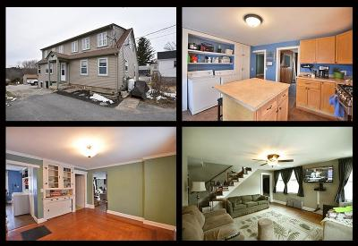 Scituate Single Family Home For Sale: 204 Seven Mile Rd