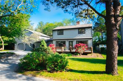 Jamestown Single Family Home For Sale: 5 Buoy St