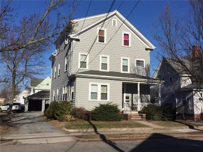 East Providence Multi Family Home For Sale: 50 Walnut St