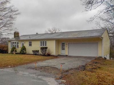 Single Family Home For Sale: 26 Dulles St
