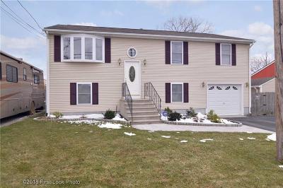 East Providence Single Family Home For Sale: 48 Silver Spring Av