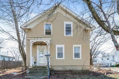 Burrillville Single Family Home For Sale: 172 Church St