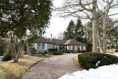 Westerly Single Family Home For Sale: 55 Sherwood Dr