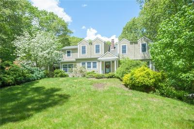East Greenwich Single Family Home For Sale: 2097 Middle Rd
