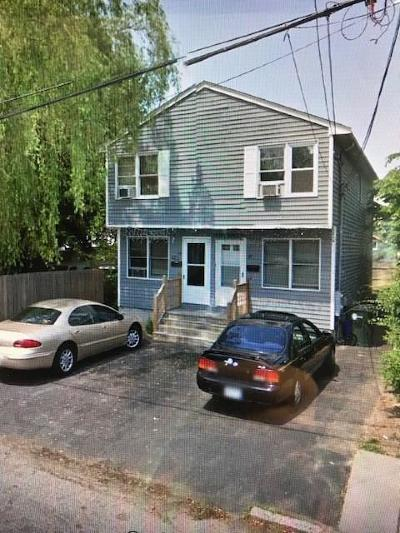 Providence RI Multi Family Home For Sale: $209,900