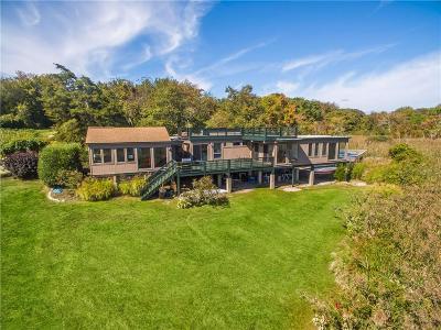 Westerly Single Family Home For Sale: 30 Williams Av