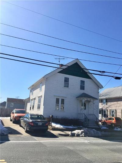 Cumberland Multi Family Home For Sale: 346 High St