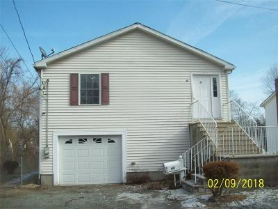 Providence RI Single Family Home For Sale: $189,900