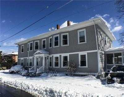 Pawtucket Condo/Townhouse Act Und Contract: 15 Trenton St, Unit#2l #2L
