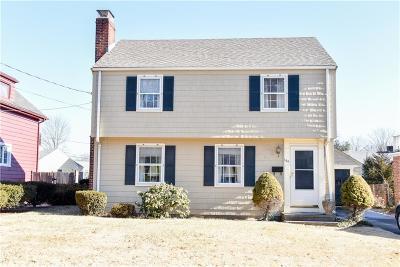 East Providence Single Family Home For Sale: 100 Hope St