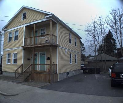 Providence RI Multi Family Home For Sale: $188,000