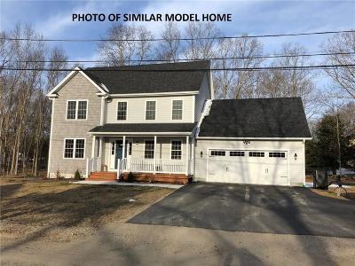North Kingstown Single Family Home For Sale: 0 - 0 Salisbury Av