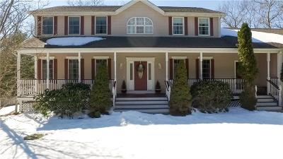 Coventry Single Family Home For Sale: 7 Aster Lane