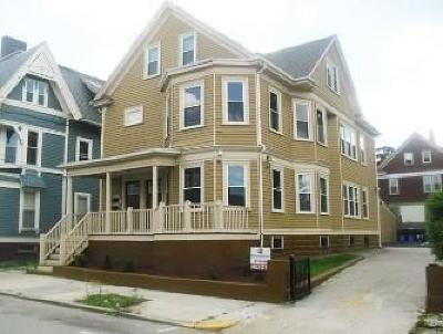 Providence Commercial For Sale: 77 - 86 Tobey St
