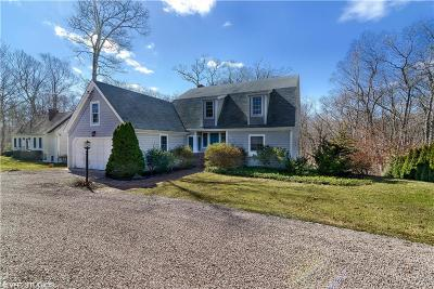 Westerly Single Family Home For Sale: 59 Gounod Rd