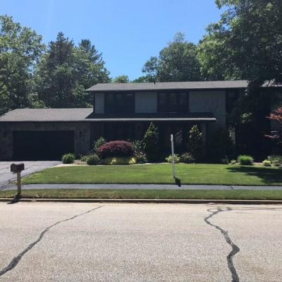 Coventry Single Family Home For Sale: 18 Juniper Hill Dr