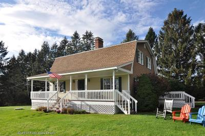 Scituate Single Family Home For Sale: 1355 Chopmist Hill Rd