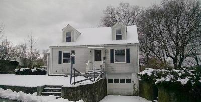 Coventry Single Family Home For Sale: 11 Hope View St