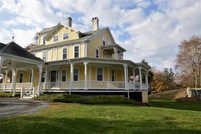 Bristol County, Kent County, Newport County, Providence County, Washington County Condo/Townhouse For Sale: 89 Harrison Av, Unit#2 #2