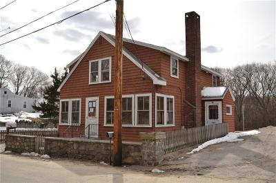 Lincoln Single Family Home Act Und Contract: 20 Mount Av