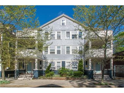 Providence Condo/Townhouse For Sale: 188 Camp St, Unit#3 #3