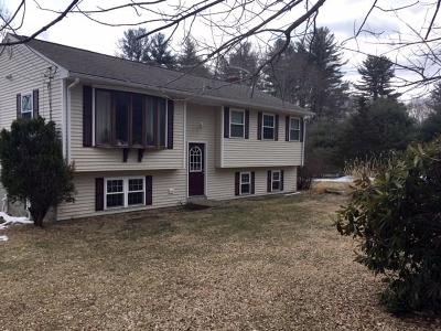 Burrillville Single Family Home For Sale: 333 Victory Hwy