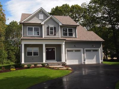 Smithfield Single Family Home For Sale: 109 West Greenville Rd