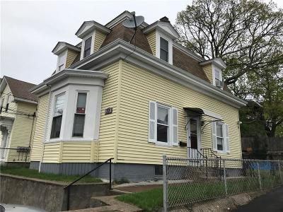 Central Falls Single Family Home Act Und Contract: 33 Washington St